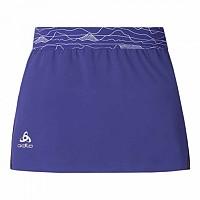 [해외]오들로 Samara Skirt Spectrum Blue / Placed Print