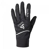 [해외]오들로 Performance Windproof Light Gloves Black