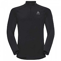 [해외]오들로 Zeroweight Warm 1/2 Zip Black