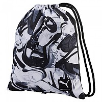 [해외]푸마 Academy Gym Sack Black / White