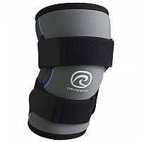 [해외]REHBAND Power Line Knee Support 7 mm Grey