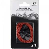 [해외]살로몬 Quicklace Kit Red