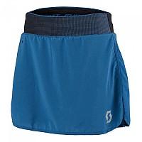 [해외]스캇 Trail Run Skorts Black / Seaport Blue