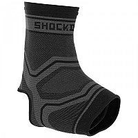 [해외]SHOCK DOCTOR Compression Knit Ankle Sleeve Black