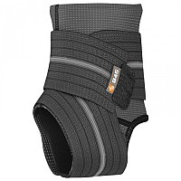 [해외]SHOCK DOCTOR Ankle Sleeve Wrap Support Black