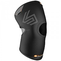 [해외]SHOCK DOCTOR Knee Compression Sleeve Open Black