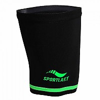 [해외]SPORTLAST Pro Thighband 2 Units Black / Green