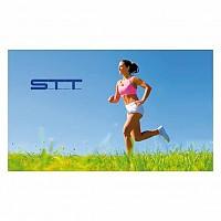 [해외]STT SPORT Crazy Towel Runner Terry Loop Blue / Green