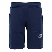 [해외]노스페이스 Fleece Short Cosmic Blue