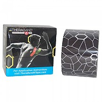 [해외]THERABAND Kinesiology Tape 31 m Black