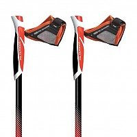 [해외]TSL OUTDOOR Trail Carbon Crossover 2 units Black / Red / Yellow