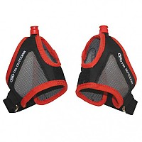 [해외]TSL OUTDOOR Kit Tactil Magnetic Strap 2 Units Black / Red