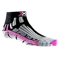 [해외]X-SOCKS Run Speed Two Black / Pink