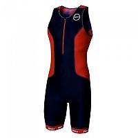 [해외]ZONE3 Aquaflo Plus Trisuit Black / Red
