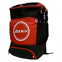 [해외]ZONE3 Transition Back Pack 40L Black / Red