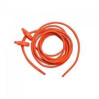 [해외]ZONE3 Elastic Laces Neon Orange