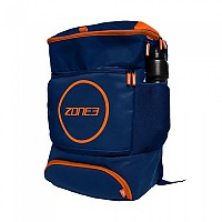 [해외]ZONE3 Transition Back Pack 40L Navy / Orange