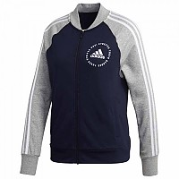 [해외]아디다스 Sport ID Bomber Legend Ink / Medium Grey Heather / White