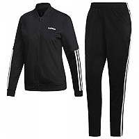 [해외]아디다스 Back 2 Basics 3 Stripes Tracksuit Regular Black / White