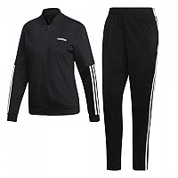 [해외]아디다스 Back 2 Basics 3 Stripes Tracksuit Short Black / White
