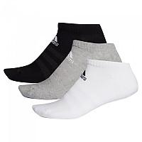 [해외]아디다스 Cushion Low 3 Pair Medium Grey Heathereather / White / Black
