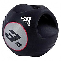 [해외]아디다스 HARDWARE Dual Grip Medicine Ball 3 Kg