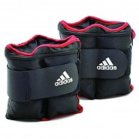 [해외]아디다스 HARDWARE Adjustable Ankle Weights 2 x 1 Kg