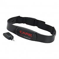 [해외]CARE Option Plug Chest Belt Black