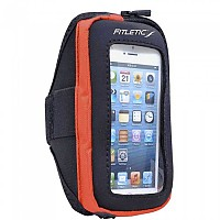[해외]FITLETIC Armband Iphone 5/Galaxy S4 black / red
