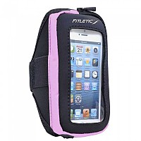 [해외]FITLETIC Armband Iphone 5/Galaxy S4 black / pink