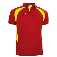 [해외]조마 Polo Champion III Red / Yellow