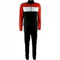 [해외]카파 Manarola Tracksuit Black / Crimson Red