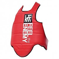 [해외]KRF Padded Body Protector Junior Red