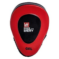 [해외]KRF Gel And Airmesh Punch Mitts Red