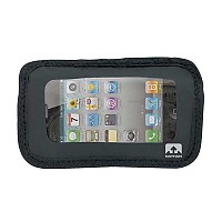 [해외]NATHAN Weather Resistant Phone Pocket Black