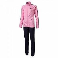 [해외]푸마 Tape CL Tricot Suit Prism Pink