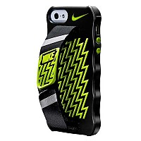 [해외]나이키 ACCESSORIES Handheld Iphone Case For Iphone Black / Volt