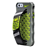 [해외]나이키 ACCESSORIES Handheld Iphone Case For Iphone Silver / Volt