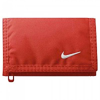 [해외]나이키 ACCESSORIES Basic Wallet Bright Crimson / White