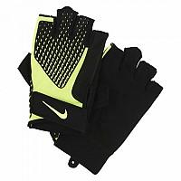 [해외]나이키 ACCESSORIES Core Lock Training Gloves 2.0 Black / Volt