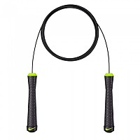 [해외]나이키 ACCESSORIES Fundamental Weighted Rope Black / Volt