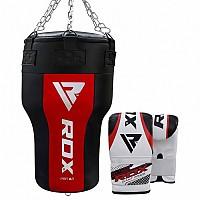 [해외]RDX SPORTS Punch Bag Angle Red New Red