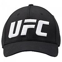 [해외]리복 COMBAT UFC Baseball Logo Black