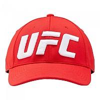 [해외]리복 COMBAT UFC Baseball Logo Primal Red