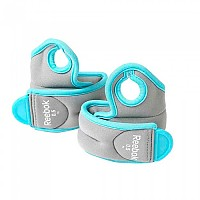 [해외]리복 FITNESS Wrist Weights Grey / Blue
