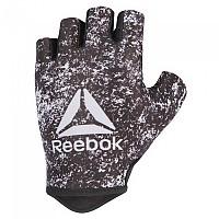[해외]리복 FITNESS Gloves Black / White