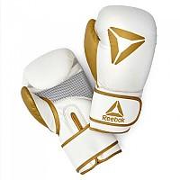 [해외]리복 FITNESS Retail Boxing Gold / White