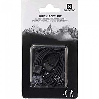 [해외]살로몬 Quicklace Kit Black