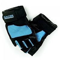 [해외]SALTER Spandex Leather Gloves Blue / Black