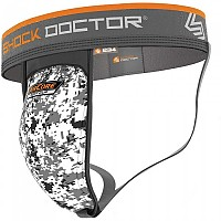 [해외]SHOCK DOCTOR AirCore Soft Cup Supporter White